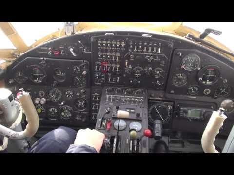Antonov An-2: Engine Start-up and Heating