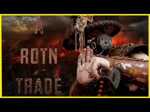 ROTN: A ROTN TRADE (Post-Apocalyptic Short Film)