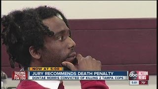 Jury recommends death penalty