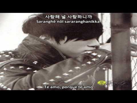 D-Lite Try smiling (Sub español + romanizacion + hangul)