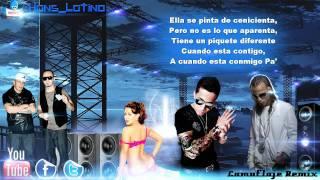 """Camuflaje"" (Official Remix) (Con Letra) Alexis & Fido Ft Arcangel & De La Ghetto (Reggaeton 2011)"