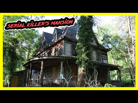 ABANDONED MANSION WITH CARS LEFT BEHIND!