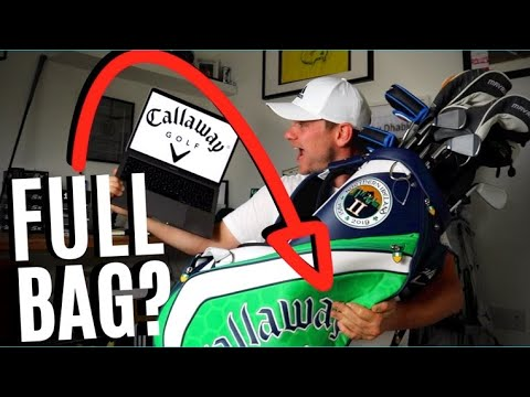 BUYING A FULL SET OF CLUBS FROM THE NEW CALLAWAY PRE-OWNED WEBSITE!?