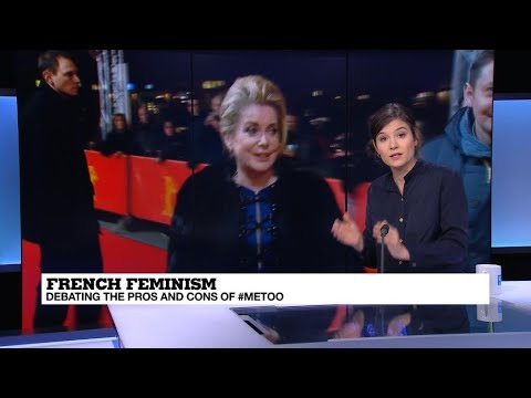 Deneuve vs. #MeToo: Exploring feminism 'à la française'