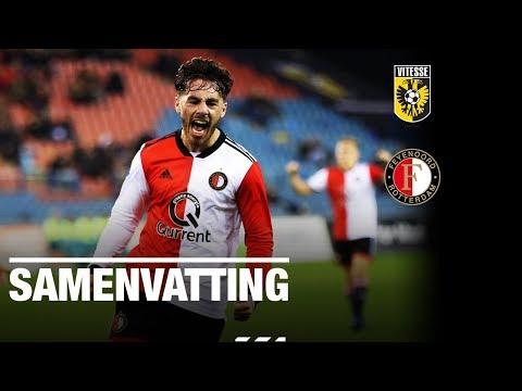 Samenvatting  | Vitesse - Feyenoord 2018-2019