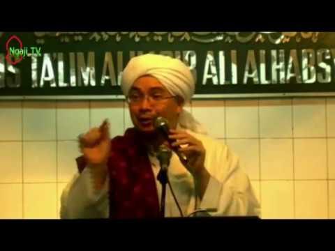 Buruknya Cinta Terhadap Dunia - Habib Jindan bin Novel Jindan
