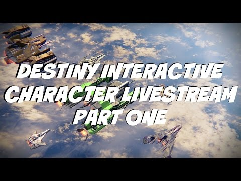 BTTV Live Event: Destiny Interactive Character (Tentatively Rescheduled)