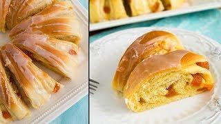 Вкуснейший Абрикосовый Пирог | Apricot Ring Cake | Tanya Shpilko