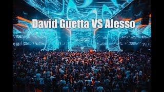 David Guetta - Titanium Alesso REMIX Tomorrowland 2018