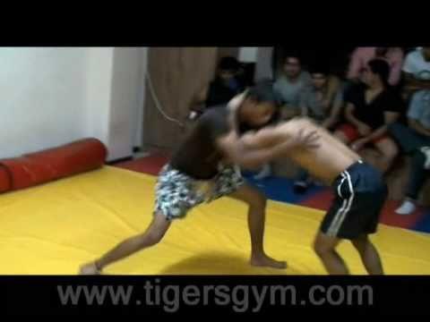 BJJ India Gym Wars 8 Submission Wrestling : Nadeem Farooqui[Mumbai] vs Pankaj Paratwagh