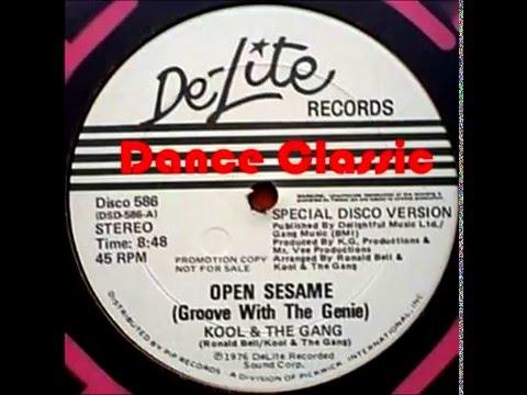 """Kool & The Gang -  Open Sesame (Original 12"""" Extended)"""