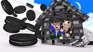 OREO TSUNAMI VS. OREO BASE!