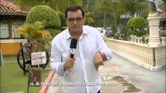 Balanço Geral entrevista Josivaldo na Grand House