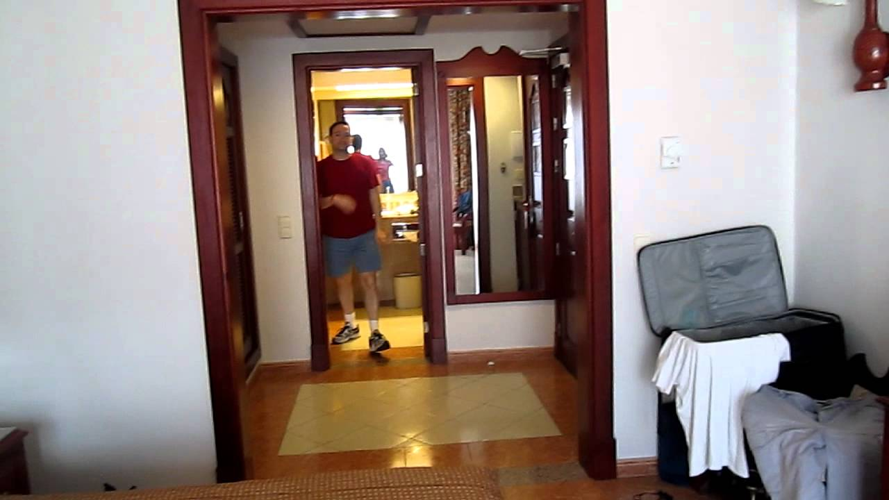 Our Room At Riu Montego Bay Jan 2012 Youtube