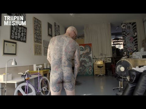 Rob Admiraal Is Gefascineerd Door Japanse Tattoos Cool Japan