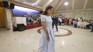 самая красивая свадьба в нальчике Ислам и Карина Балкаровы 2  часть