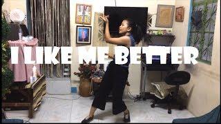 I Like Me Better by Lauv  - choreograph by Jake Kodish Dance Cover by Mary Joy Asuncion