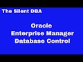 Oracle Enterprise Manager Database Control