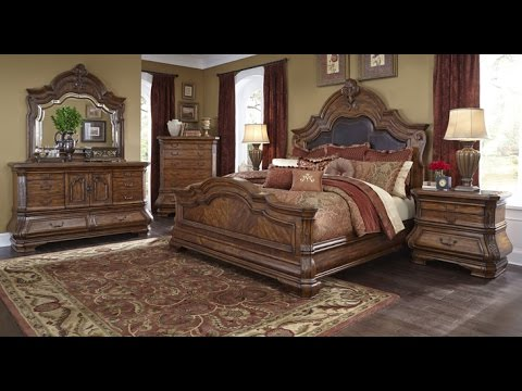 Beau Tuscano Melange Bedroom Collection By AICO Furniture