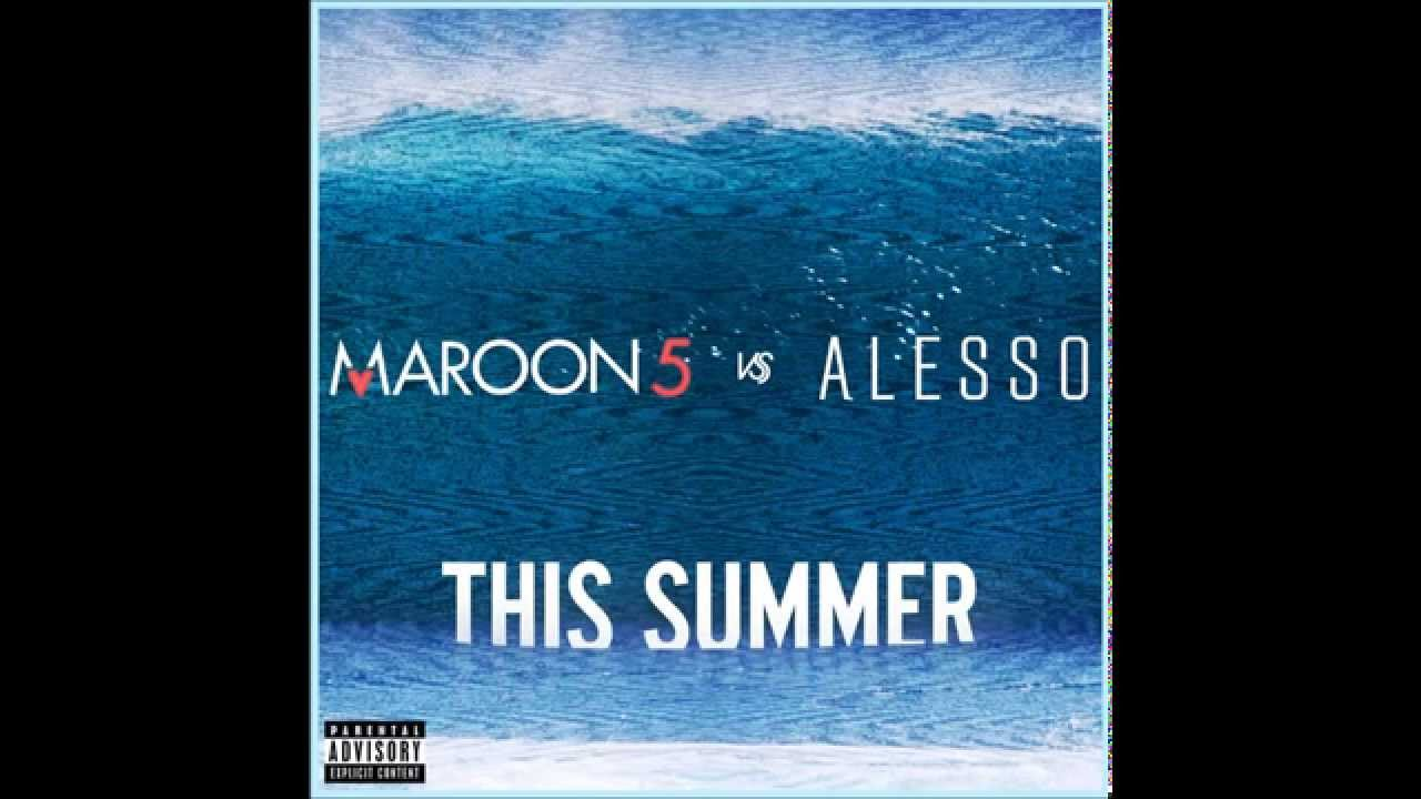 Скачать maroon 5 this summer's gonna hurt like a motherf****r.