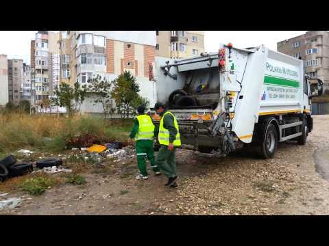 Let's Do It Romania GSP Offshore deseuri colectate