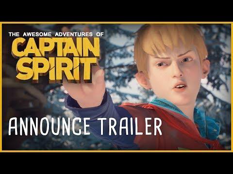 Captain Spirit Announce Trailer [E3 2018] [ESRB]