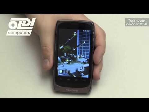 Обзор смартфона ViewSonic V350 2