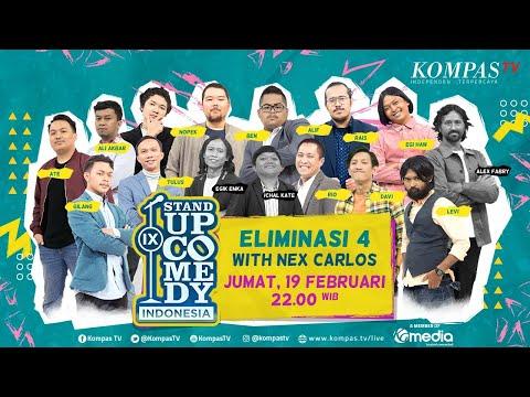 [LIVE] Stand Up Comedy Indonesia IX (SUCI IX) Eliminasi 4 - ULTIMATE SHOW 4