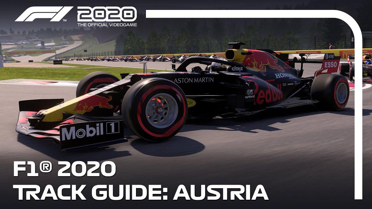 F1® 2020 | Austria Track Guide