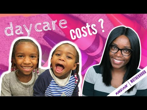 HOW TO AFFORD DAYCARE | Debt Free Friday | Childcare