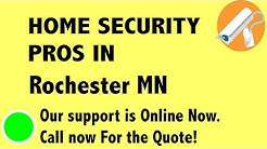 Best Home Security System Companies in Rochester MN