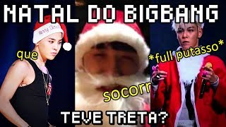O NATAL DO BIGBANG Video