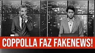 Caio Coppolla divulga fakenews?