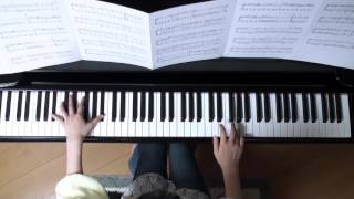 2016年4月24日 録画、 使用楽譜;月刊ピアノ2016年5月号、 楽譜に記載の...