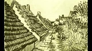 Vincent van Gogh, La Lettre des Saintes-Maries de la Mer