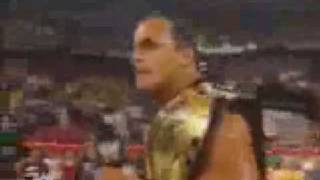 The Rock Makes Fun Of Eddie Guerrero