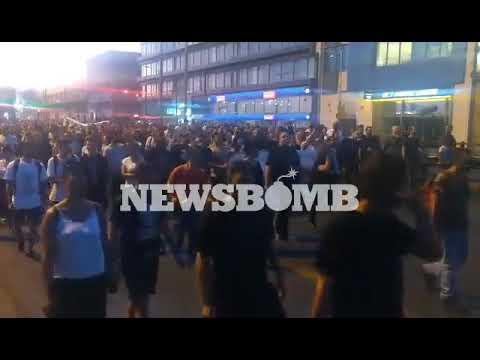 newsbomb.gr: Πορεία για στη μνήμη του Παύλου Φύσσα, έξι χρόνια μετά τη δολοφονία του