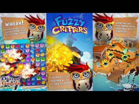 Fuzzy Critters Android Gameplay HD