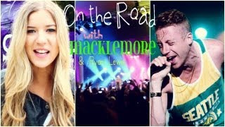 On the Road with: Macklemore & Ryan Lewis