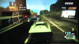 need for speed nitro gameplay