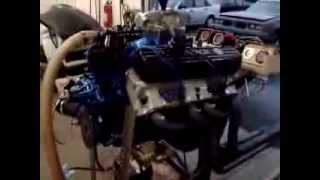 455 Buick Crate Engine, Camshaft Break-In 584 HP/575TQ @ Brew's Engines, LLC 2013