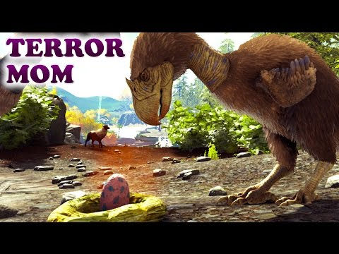 ARK MAKING LOVE WITH MY OWN SON?! Play As A Dino Mod Gameplay