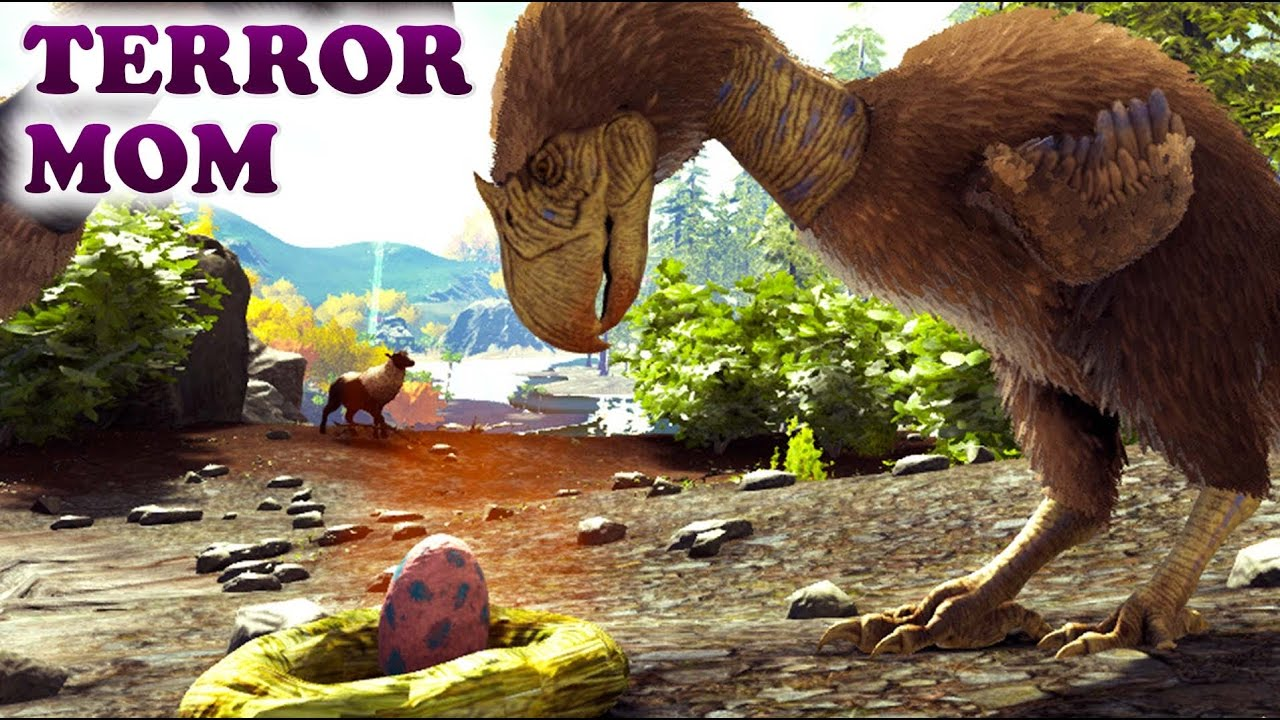 Ark Making Love With My Own Son Play As A Dino Mod -4499