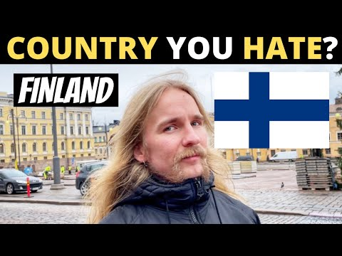 Which Country Do You HATE The Most? | FINLAND