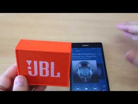 JBL Go Bluetooth Speakers | Review | Sound test | HD