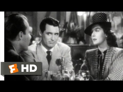 His Girl Friday (1940) - Hildy's Getting Married Scene (4/12) | Movieclips