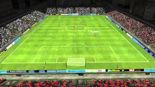 Apollon L. vs SC Braga - Golo de Rusescu 78 minutos