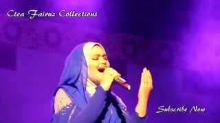 Dato Siti Nurhaliza- Mikraj Cinta (LIVE) Sirah Junjungan