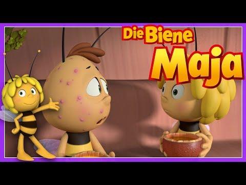 Die Biene Maja - Staffel 2, Folge 14 - Der Honigmampf