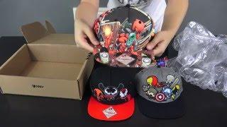 Unboxing | Tokyo Otaku Mode | New Hats 4K